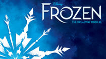 Um musical da Brodway: Frozen, da Disney, New York City, Theater, Shows & Musicals