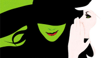 Wicked på Broadway, New York City, Teater, shower och musikaler
