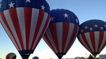 Albuquerque Sunrise Balloon Ride, Albuquerque, Balloon Rides
