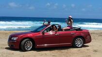 5-Hour Luxury Four Door Convertible Tour of Oahu's South Shore, Oahu, Half-day Tours