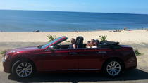 6-Hour Luxury Four Door Convertible Tour to Oahu's North Shore, Oahu, Full-day Tours