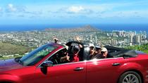 Luxury Convertible Day Tour, Oahu, Shark Diving