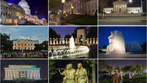 Small Group Moonlight Tour of DC, Washington DC, City Tours