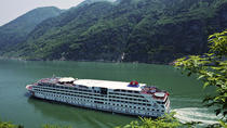 Private Yichang Railway Station Departure Transfer van New Century Cruise Pier, Yichang, Airport & Ground Transfers