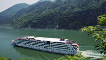 Private Yichang Railway Station Departure Transfer van Peach Village Cruise Pier, Yichang, Airport & Ground Transfers