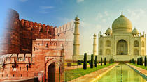 5 days Golden Triangle Tour with 3 star hotel, Agra, Private Sightseeing Tours