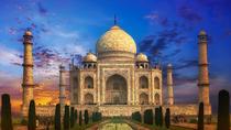 Book Cab for Taj Mahal Tour ( Visit Taj Mahal in one day by private car), New Delhi, Airport &...
