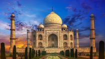 Book Cab for Taj Mahal Tour (Visita Taj Mahal in un giorno in auto privata), New Delhi, Airport & Ground Transfers
