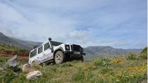 Crete Land Rover Safari with Lunch and Drinks, Crete, 4WD, ATV & Off-Road Tours