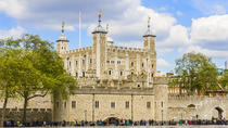 Adgangsbillet til Tower of London inkl. kronjuvelerne og Beefeater-tur, London, Billetter til ...