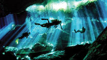 Riviera Maya Cenote Diving Tour from 3 Pickup Options, Playa del Carmen, Cultural Tours