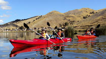 Kayaking on Lake Titicaca to Uros and Taquile Floating Islands, Puno, Kayaking & Canoeing