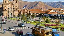 Private Half-Day Cusco Tour: Sacsayhauman, Tambomachay, Qorikancha, Cusco, Private Sightseeing Tours