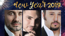 New Year's Eve Concerts in Rome: The Three Tenors, Rome, New Years