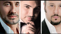 The Three Tenors at Caravita Church from April 2018, Rome, Theater, Shows & Musicals