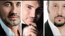 The Three Tenors at Caravita Church, Rome, Theater, Shows & Musicals