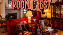 Roomquest Private Detective Live Escape Game in Monheim, デュッセルドルフ