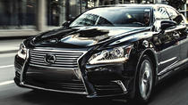 Luxury Sedan Transfer: Toronto International Airport to Downtown Toronto, Toronto