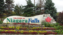 Private Transfer: Niagara Falls Canada to Toronto Downtown, Toronto, Private Transfers