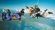 Cairns Sky Dive, Great Barrier Reef Helicopter Tour and Cruise, Cairns & the Tropical North, ...