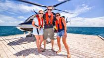 Hubschrauberrundflug und Bootsausflug am Great Barrier Reef ab Cairns, Cairns & the Tropical North, Scuba Diving