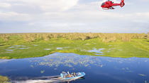 Mary River Wetlands Helicopter and Airboat Adventure from Darwin, Darwin, Air Tours