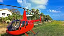 Torres Straits Island Helicopter Tour from Horn Island Including Peak Point and Punsand Bay, ...