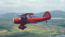 Vintage Biplane Tour of Kauai, Kauai, Bike & Mountain Bike Tours