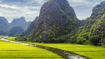 Hoa Lu Tam Coc Full Day Guided Tour Including Boat Entrance Fees and Lunch, Hanoi, Day Trips