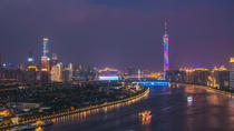 First Class Pearl River Night Cruise in Guangzhou with Private Transfer, Guangzhou, Night Cruises