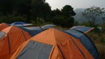 Private Overnight Camping Trip to Gubeikou and Jinshanling Great Wall, Beijing, Hiking & Camping