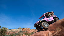 Broken Arrow Jeep Tour, Sedona, Rail Tours
