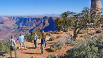 Grand Canyon South Rim Jeep Tour with Transport from Tusayan, Grand Canyon National Park, White ...