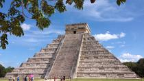 Chichen Itza, Ik Kil Cenote and Valladolid with Lunch, Cancun