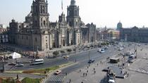 Mexico City Private City Tour: Teotihuacan and Basilica of Our Lady of Guadalupe, Mexico City