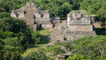 Private Full-Day Tour of Chichen Itza, Ek Balam, and Ik Kil Cenote with Lunch from Cancun and...