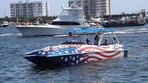 Sunset Dolphin Cruise with Fireworks, Destin, Sunset Cruises