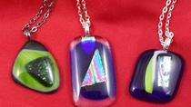 Gorgeous Glass Pendants Class, Chicago, Literary, Art & Music Tours