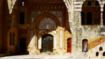 Day Tour: Beit l Din, Der el Amar, Barouk Cedars, Shopping in Bourj Hammoud, Beirut