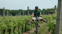 Mattituck Bike Wine Country and Fruit Orchard Tour, Long Island, Day Trips