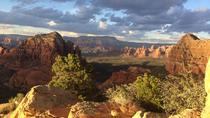 Trail Yoga Class on a Mesa in Sedona , Sedona, Hiking & Camping