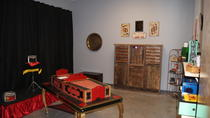 Escape The Room Game - Backstage at the Magic Show, San Antonio, Family Friendly Tours & Activities