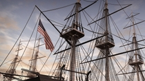 USS Constitution-Bootstour, Boston, Boston, Day Cruises