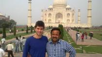 Agra Full Day Guided City Tour inclusief winkelen, Agra