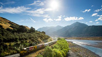 Kleingruppentour Arthur's Pass National Park mit TranzAlpine Train von Christchurch aus, ...