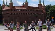 Visite de Cracovie en vélo, Cracovie