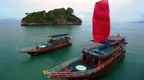 Classic Thai Yachts Sunset Boutique Cruise to Ang Thong Park, Koh Samui, Sunset Cruises