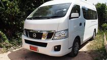 Semi-Private Koh Samui Island for Cruise Ship Visitors aboard air-conditioned Minivan, Surat ...