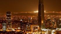 Private Night City Tour with San Cristobal Hill And Dinner Show, Santiago, Private Sightseeing Tours