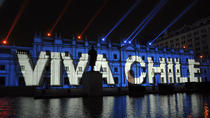 Small group Night City Tour With dinner including wine pairing and National Food, Santiago, Food...